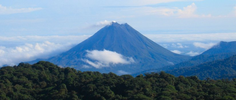 Volcano Tour Costa Rica - Arenal Volcano Park