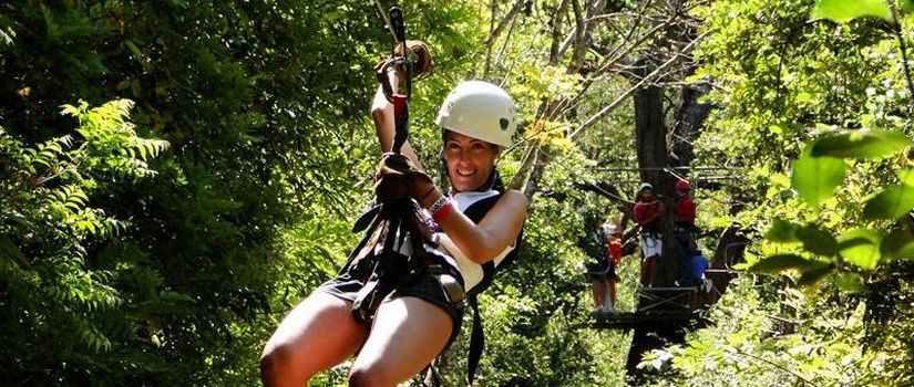 Costa Rica Zip Line Tours - Congo Trail canopy tour